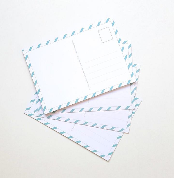 Postkarten, Postkartenset, Lehrerpost, Lehrerpostkarten, Lehreralltag, Lehrerleben