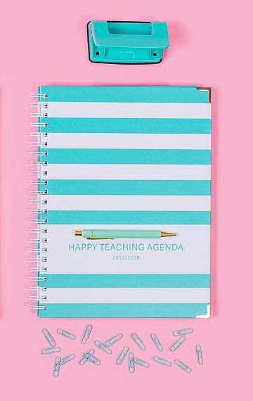 Lehreragenda, Lehrerkalender, Lehrerplaner, Jahresplaner, Lehrermaterial, Unterrichtsmaterial, Lehrershop