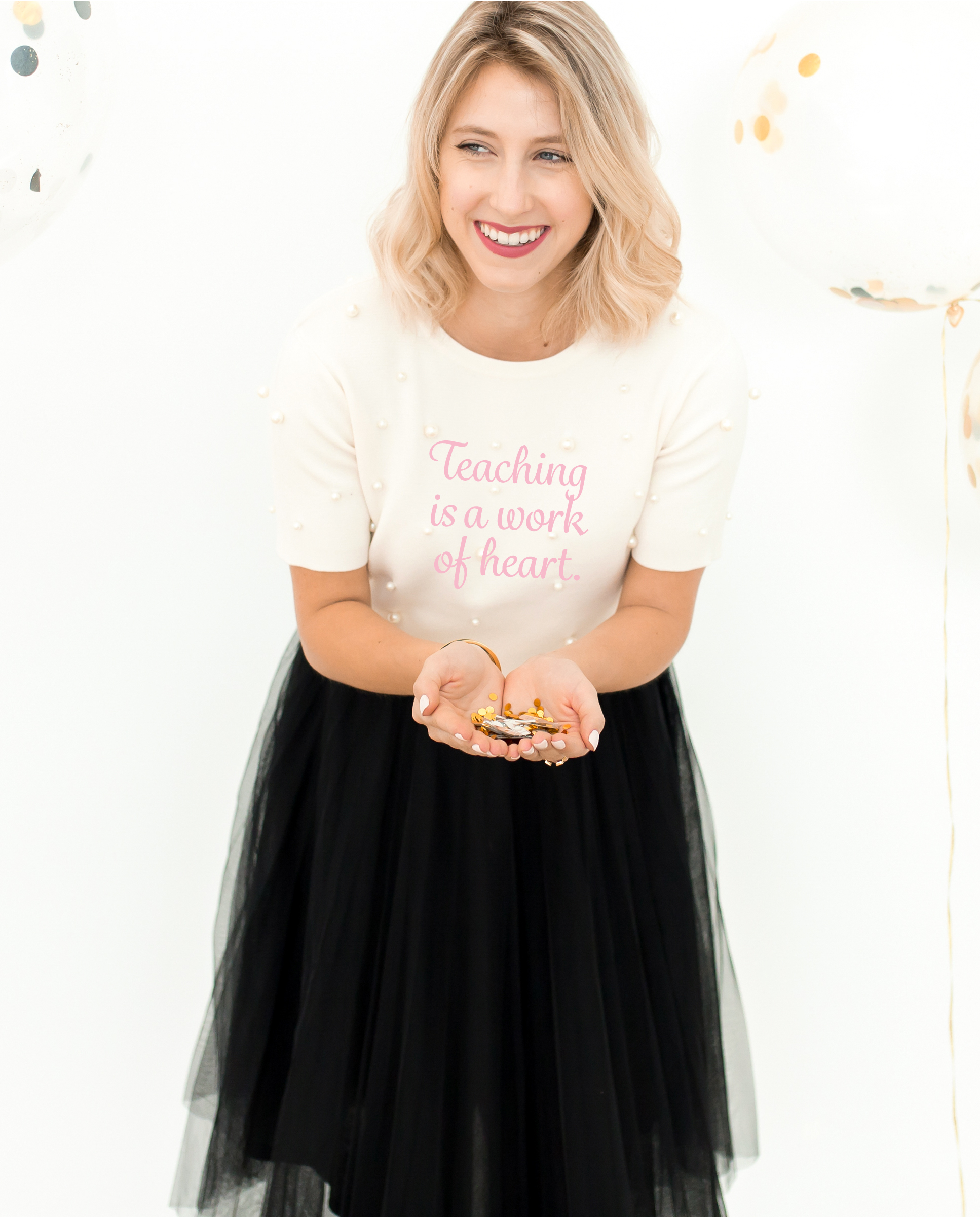 Lehrergeschenk, Happy Teaching-Kollektion, Lehreroutfit, Back to School, Lehrerleben, Lehrerlifestyle, Lehreralltag, Happy Teaching-Community