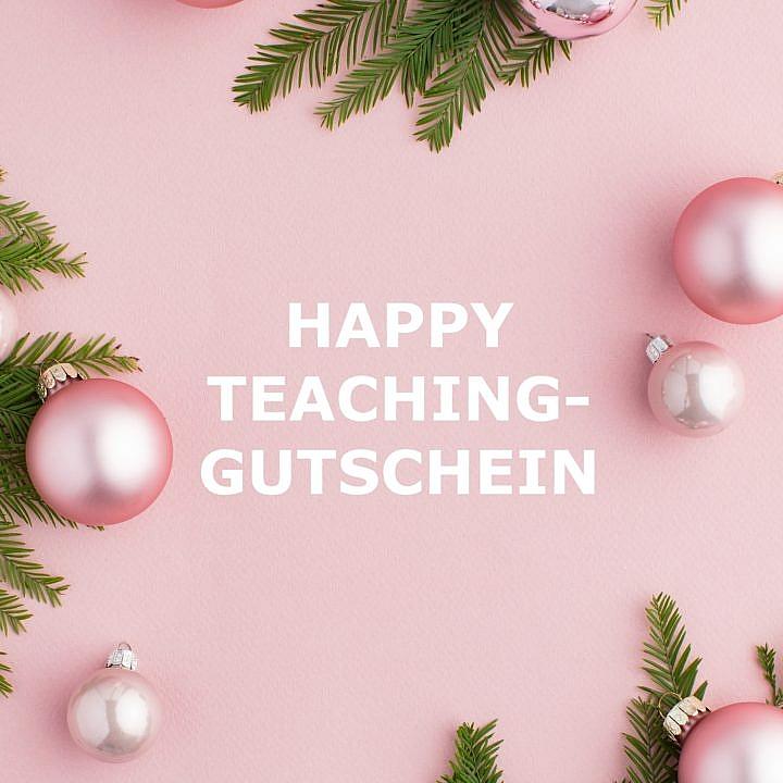 Lehrergeschenk, Lehrergutschein, Lehrershop