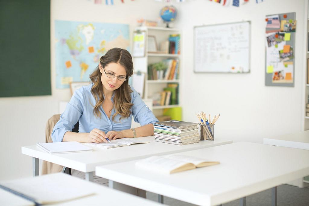 Klassenzimmerorganisation, Lehrerleben